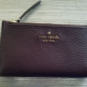 "New Women's ""Kate Spade"" Small Bifold Wallet"